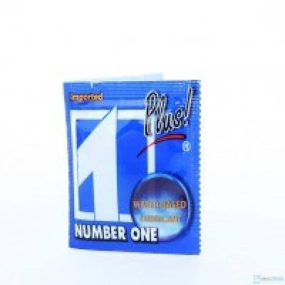 50 gói Gel Bôi Trơn number One