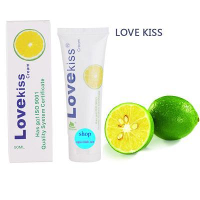 Gel bôi trơn hương chanh cao cấp Love Kiss