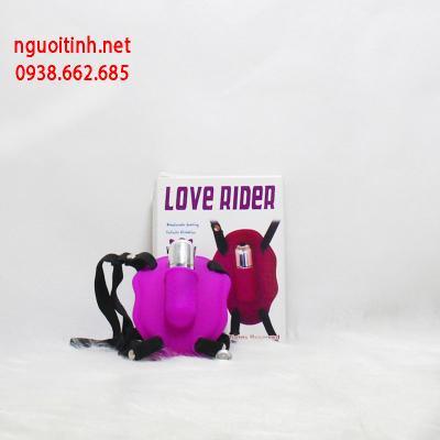 Quần chíp rung Love Rider có dây đeo kích thích điểm g