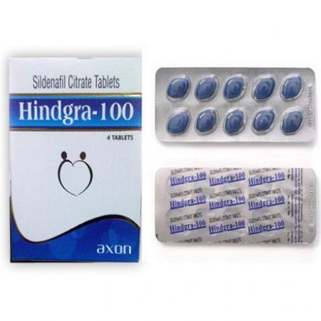 Thuốc cương dương nam Hindgra 100 mg