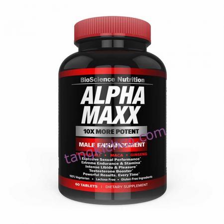 Thuốc tăng cường sinh lý Alpha MAXX  chính hãng USA