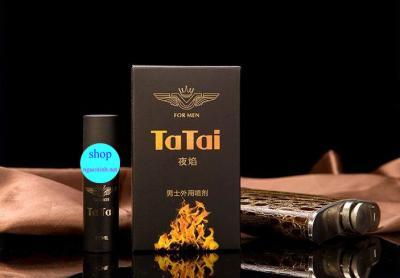 Thuốc xịt chống xuất tinh sớm TaTai