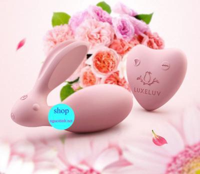 Trứng rung không dây Luxeluv