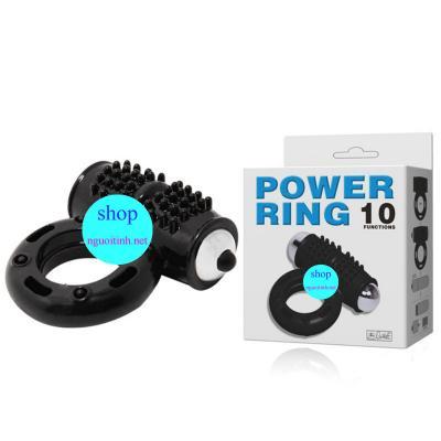 Vòng rung kích thích Power Ring