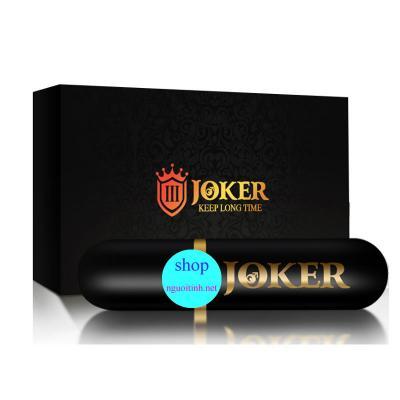 Xịt kéo dài thời gian JOKER-3 cao cấp