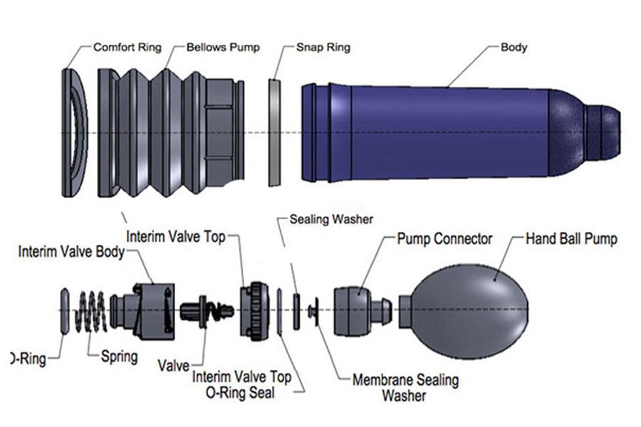 Máy tập to dương vật bằng nước Hydromax X30
