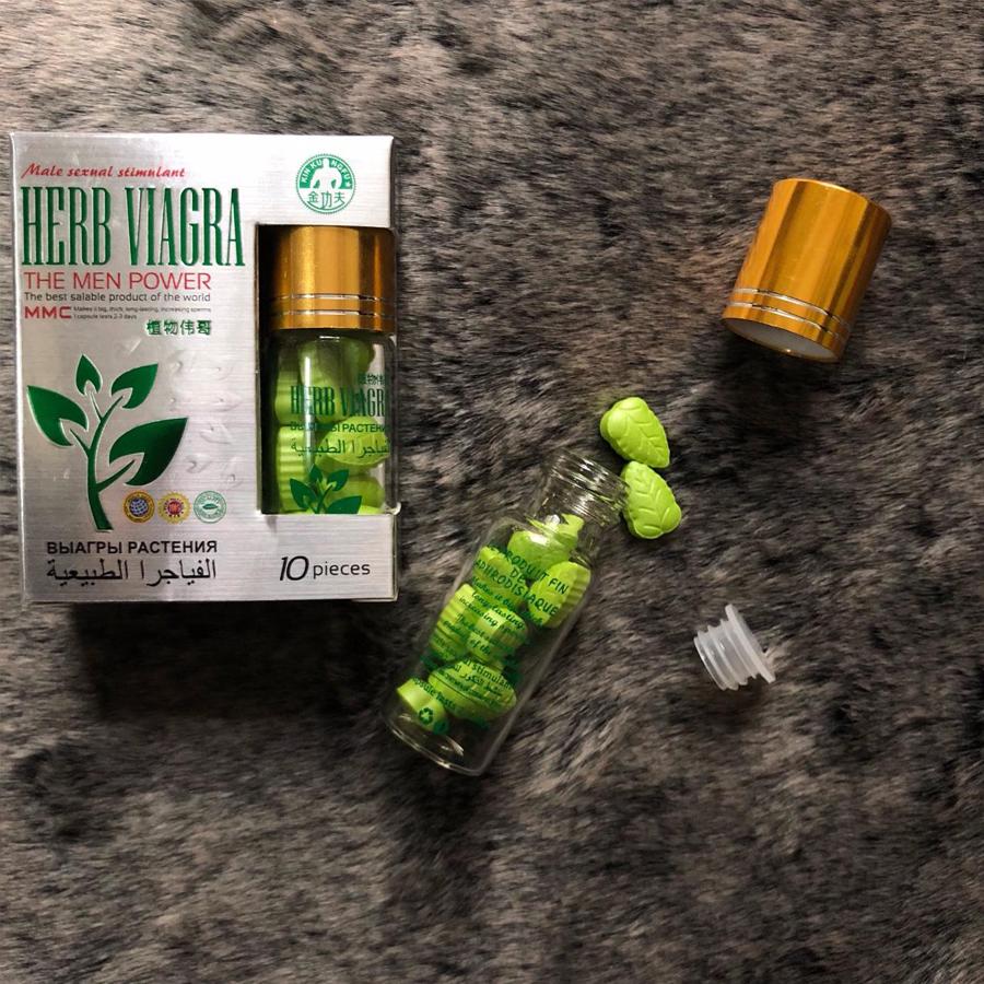 Cường dương thảo dược Herb Viagra